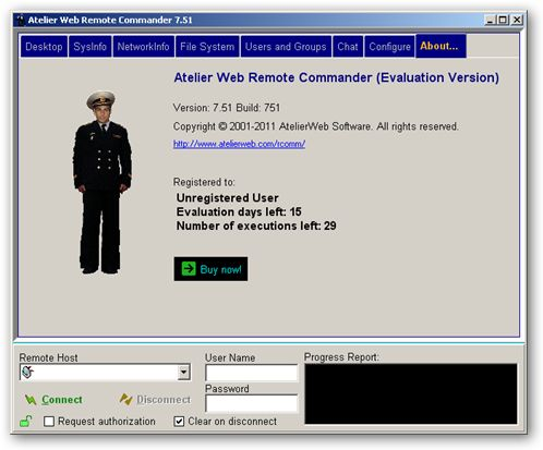 Remote Commander - 64bit support
