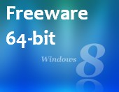 64-bit Freeware for Windows 8 64-bit