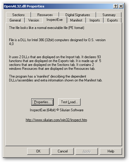 OpenAL for Windows 32-bit version
