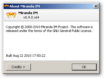 Miranda IM 64bit version
