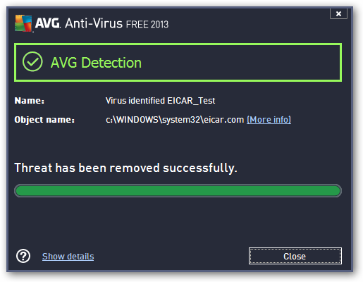 AVG for Windows (64bit)