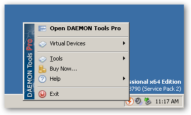 Daemon Tools under 64bit