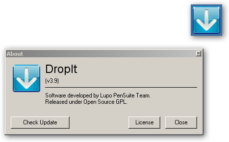 DropIt 64bit version