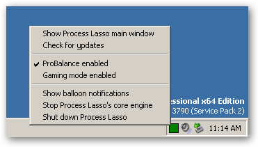 Process Lasso 64bit version