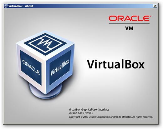 VirtualBox 64bit version