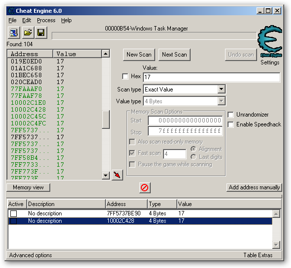 cheat engine for windows 7 64 bit