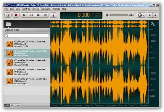 ocenaudio 64-bit version