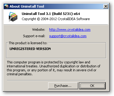 Uninstall Tool 64bit version