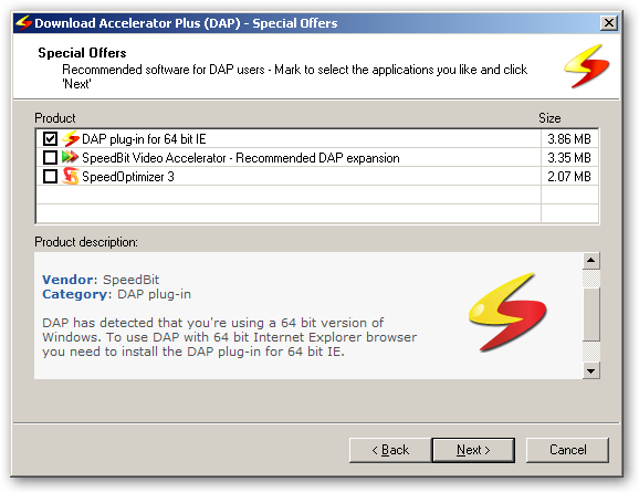 Download Accelerator Plus