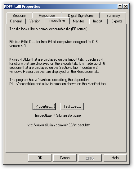 Foxit PDF IFilter - 64bit support