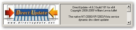 DirectUpdate 64bit version