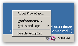 ProxyCap 64bit version