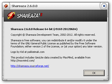 shareaza 64 bit version