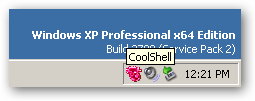 CoolShell x64 version