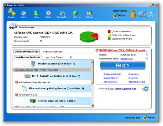 driver detective software