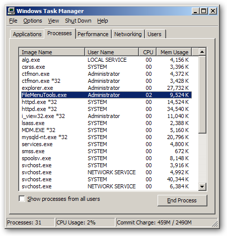 FileMenu Tools 64bit version