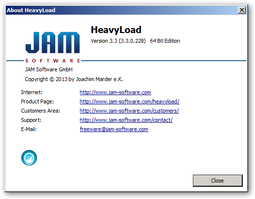 HeavyLoad 64-bit version
