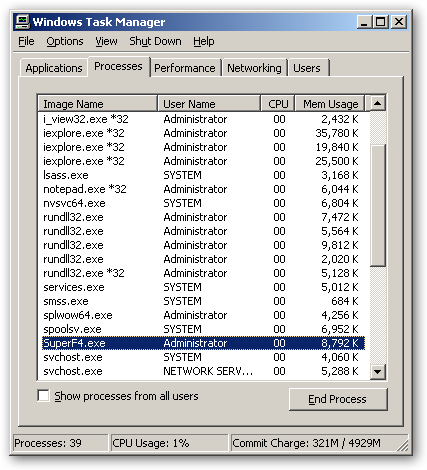 SuperF4 64bit version