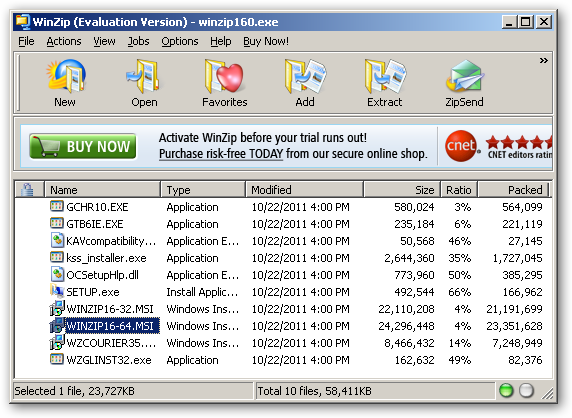winzip 32 bit free download for windows 7