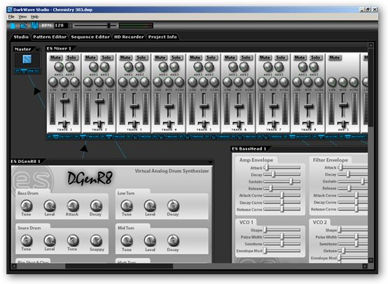 DarkWave Studio 64bit version