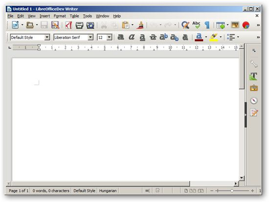 LibreOffice 64-bit for Windows