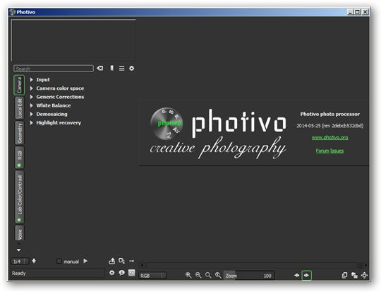 Photivo 64-bit version