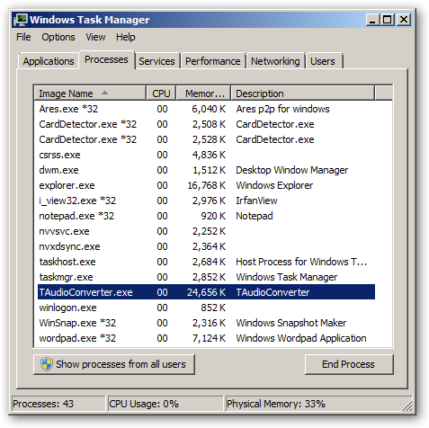 TAudioConverter 64-bit version
